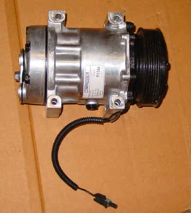 A/C AC Aircon Compressor for Jeep